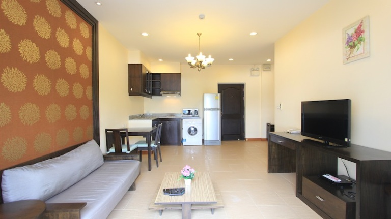 1 Bed Room Suites-Sarin Suites Sukhumvit Apartment For Rent_201
