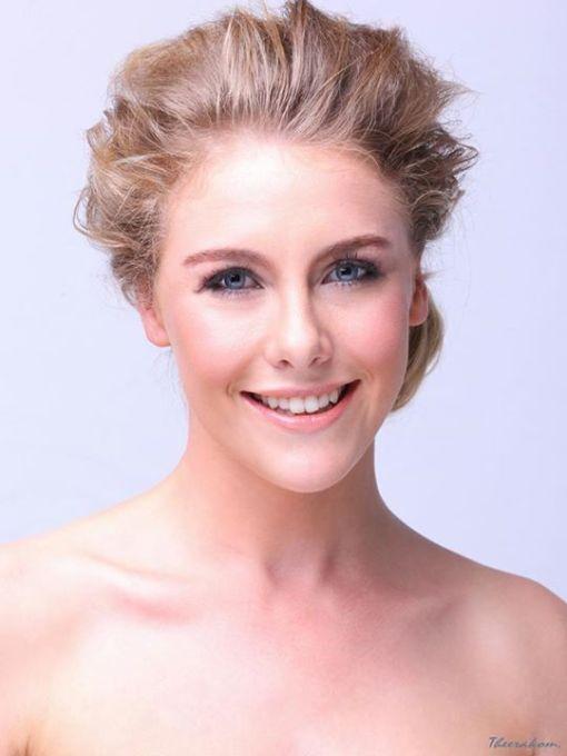 Libby Jennings@MSI ModelingAgencyinBangkokThailand By MissJosieSang โจสิตา แสงสว่าง โจซี่โมเดลโซไซตี้ โมเดลลิ่งเอเจนซี่